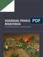 ALBA-Seguridad y Privacidad