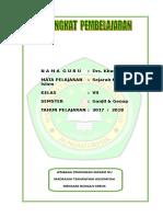 1. Cover RPP