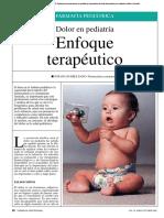 2002 Dolor en Pediatría. Enfoque Terapéutico. FP