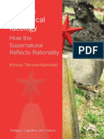 (Religion Cognition and Culture.) Talmont-Kaminski, Konrad-Religion as Magical Ideology _ How the Supernatural Reflects Rationality-Acumen Publishing Ltd (2013)