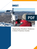 Weather Stations Guide