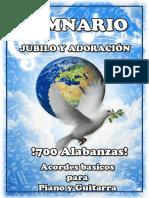 HIMNARIO 700 ALABANZAS