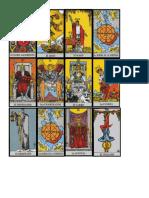 Cartas Para Impirimir tarot