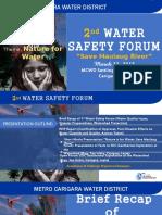 Water Safety Forum