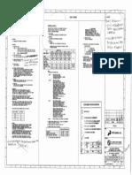 SLS-70-CIV-DW-002 Civil, Structure & Architecture General Notes, Rev-A, Rejected