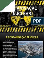Contaminação Nuclear - Slide