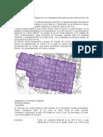 Diagnóstico Urbano de Copoya, Tuxtla Gtz, Chis.
