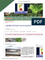 Fitosofia_ Agricultura en Israel