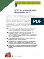 Cómo hacer un Comunicado de Prensa Efectivo.pdf
