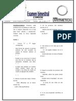 BIMESTRAL ARIT  IV    NEWTON.doc