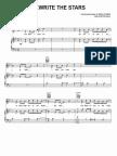 Rewrite The Stars Sheet Music The Greatest Showman.pdf