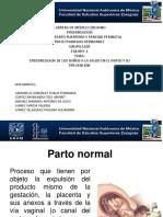 Mortalidad Perinatal y Neonatal