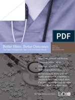Better Hire Better Outcomes
