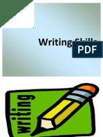 LEP - Writing Skills Presentation