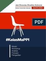 Modul_analisis_putusan Universitas Indonesia.pdf