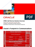 Siebel CRM in Comms Overview v1 2
