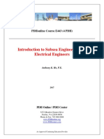 Guide_Introduction to Subsea Engineering for Electrical Engineer