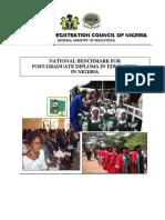 PGDE Approved by Edu Cmtee