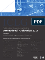 ICLG International Arbitration 2017 ABNR 91