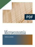 Microeconom a Clase 1 2015 Demanda