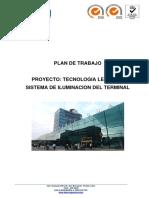 Plan de Trabajo Luminarias Led - Lap 2017