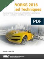 Paul Tran-SOLIDWORKS 2016 Advanced Techniques-SDC Publications (2016)