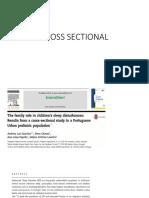 Cross Sectional