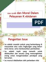4. Isu Etika Dan Moral Yankeb 1