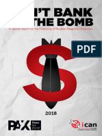 Don't Bank on the Bomb 2018 Report