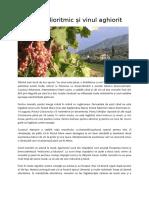 Sistemul Idioritmic Și Vinul Aghiorit
