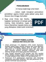 Modul pendidikan agama BSI 102-P01