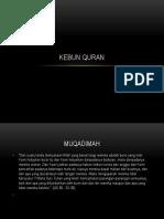 Kebun Quran