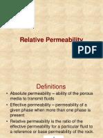 5 Relative Permeability