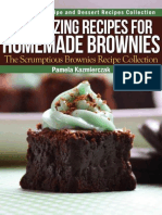 33 Amazing Recipes for Homemade Brownie s the Scrumptious Brownies Recipe Collection
