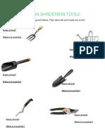 worksheet tools