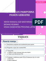 Pengkajian Paripurna