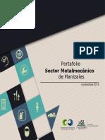 Portafolio Metalmecanico