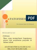 PATOFISIOLOGI 1