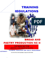 TR - Bread and Pastry Production NC II (1)