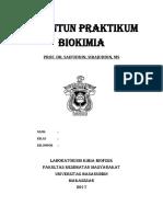 sampul biokimia