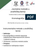 Metode instrumentalne analize materijala