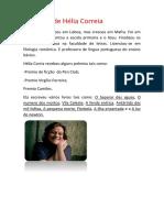 Hélia Correia Biografia