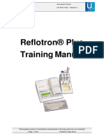 Reflotron Plus Training Manual