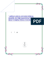 Project Report on Self Compacting Concrete (2).doc