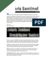 BattleTech - Magazine - Solaris Sentinel 10