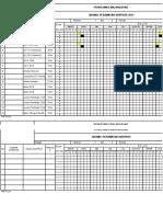 2.6.1.c,d Program Kerja Pemeliharaan Sarana Dan Pelaksanaan (2)