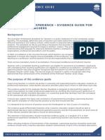Document 4 - Evidence guide for supervising teachers(1).pdf