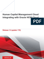 Human Capital Management Cloud Integrating With Oracle Hcm Cloud