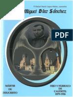 BEATO MIGUEL DÍAZ SÁNCHEZ (Mártir)