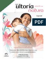 CONSULTORIA CICLO 5 chile natura 2018